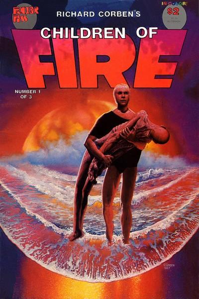 Children Of Fire #1 – 3 (1987-1988)