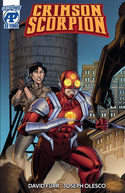 Crimson Scorpion #1 – 2 (2020)