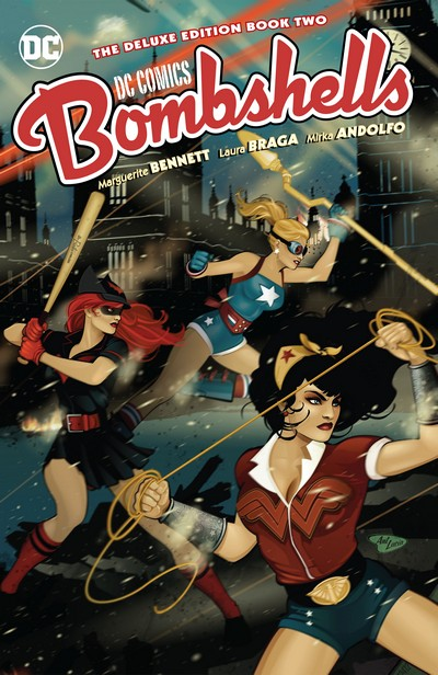 DC Comics – Bombshells The Deluxe Edition Book 2 (2019)