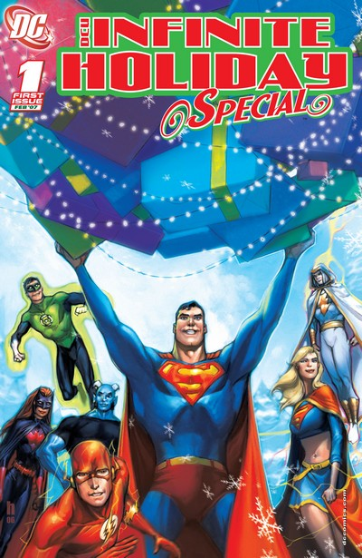 DCU Infinite Holiday Special #1 (2007)