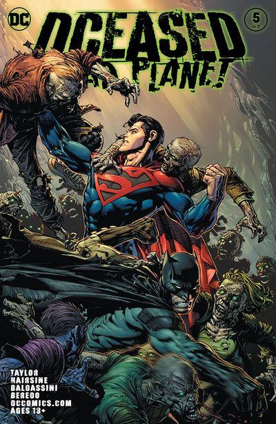DCeased – Dead Planet #5 (2020)
