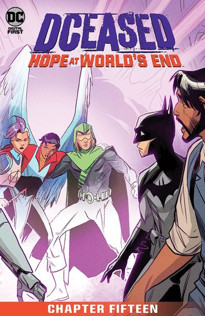 DCeased – Hope At World's End #15 (2020)