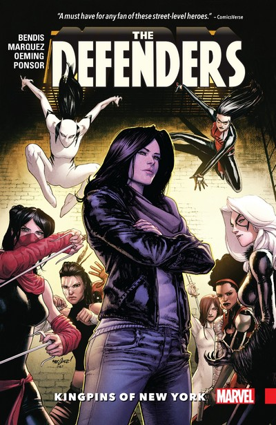 Defenders Vol. 2 – Kingpins of New York (TPB) (2018)
