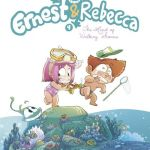 Ernest and Rebecca #4 – The Land of Walking Stones (2020)