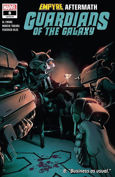 Guardians Of The Galaxy #8 (2020)