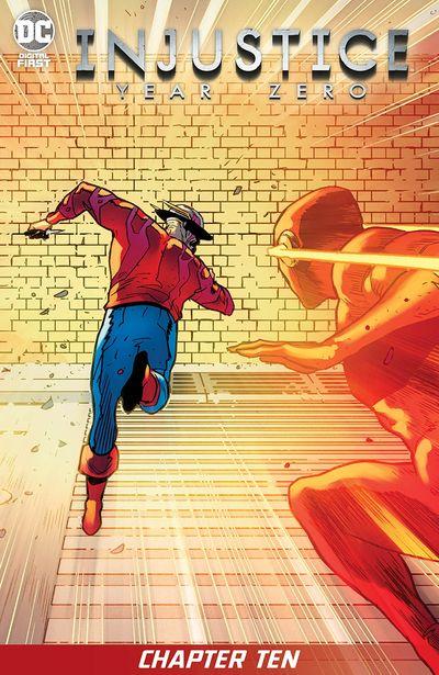 Injustice – Year Zero #10 (2020)