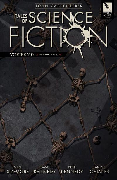 John Carpenter's Tales of Science Fiction – Vortex 2.0 #5 (2020)
