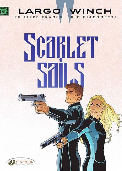 Largo Winch #18 – Scarlet Sails (2020)