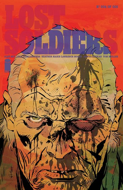 Lost Soldiers #4 (2020)