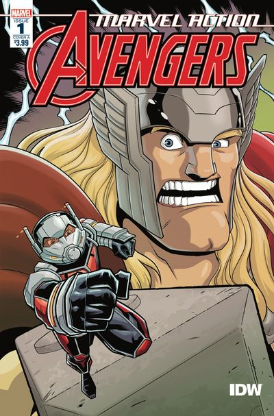 Marvel Action – Avengers #1 (2020)