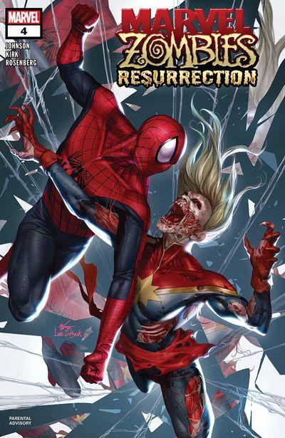Marvel Zombies – Resurrection #4 (2020)
