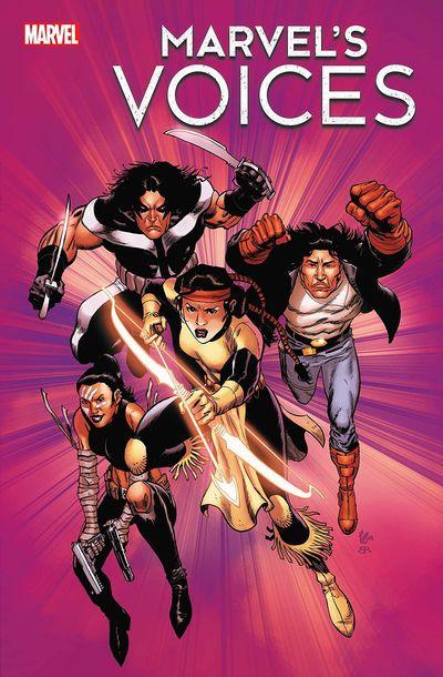 Marvel's Voices – Indigenous Voices #1 (2020)