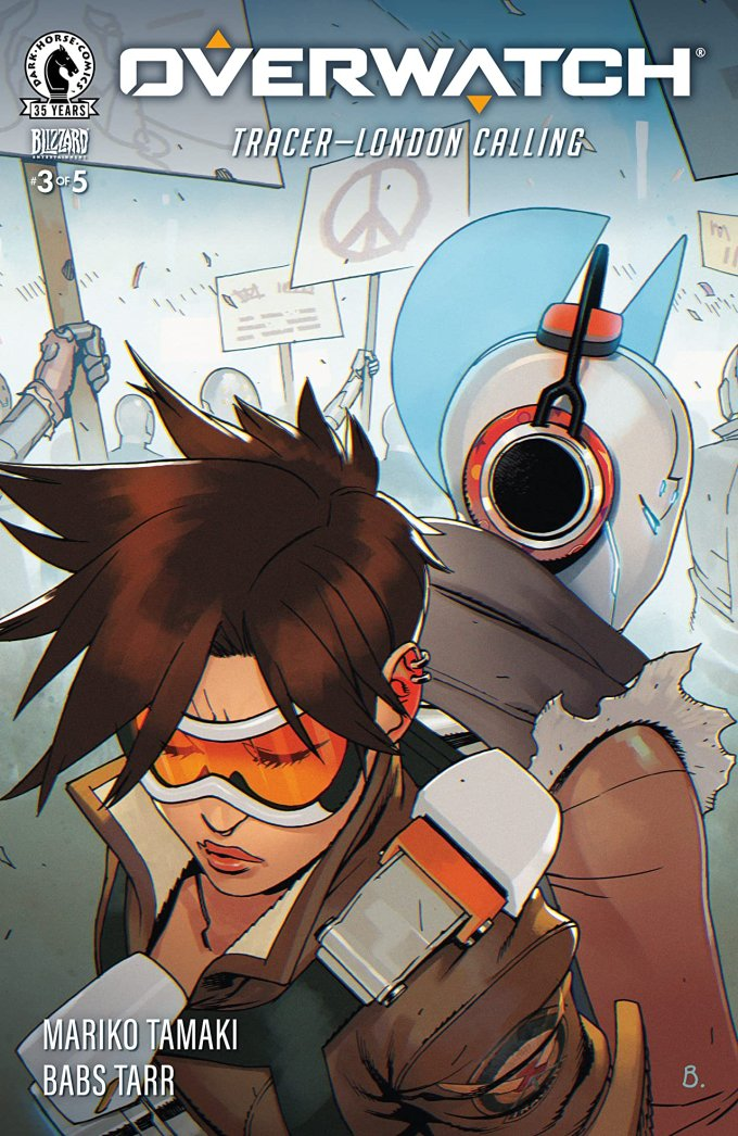 Overwatch – Tracer – London Calling #3 (2020)
