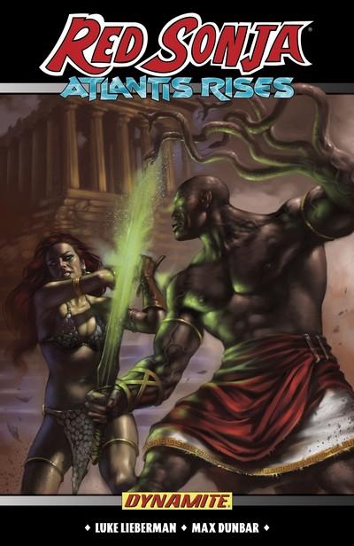 Red Sonja – Atlantis Rises (TPB) (2013)