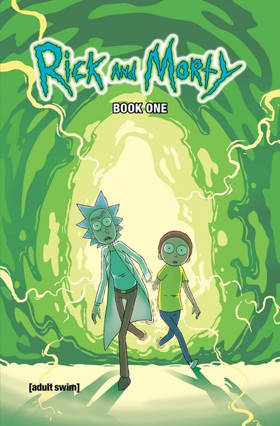 Rick and Morty – Book 1 (2016)