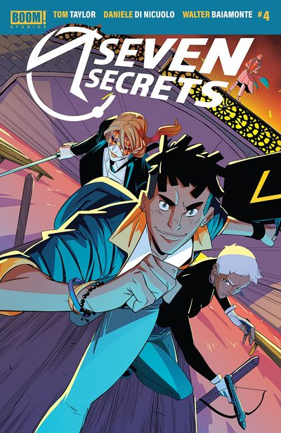 Seven Secrets #4 (2020)