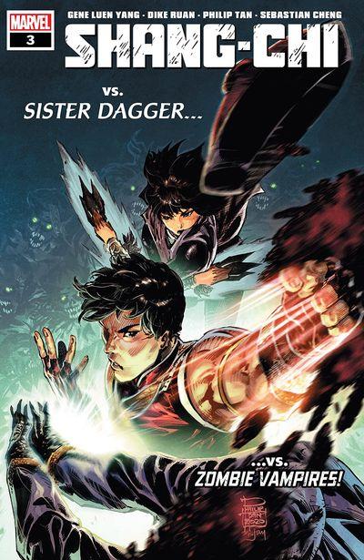 Shang-Chi #3 (2020)