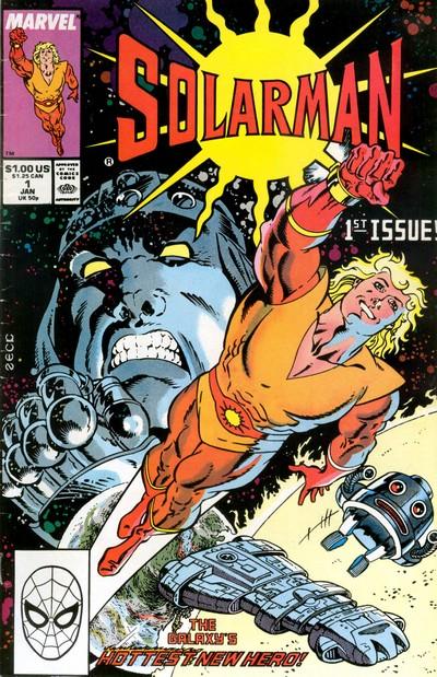 Solarman #1 – 2 (1989)