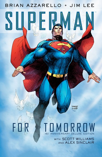 Superman – For Tomorrow 15th Anniversary Deluxe Edition (2019)