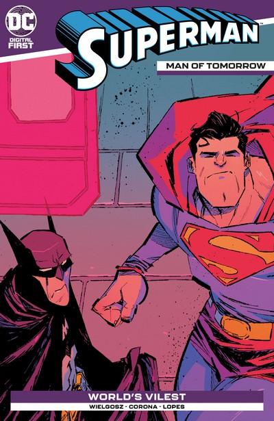Superman – Man of Tomorrow #19 (2020)