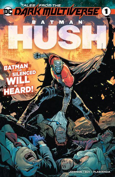 Tales From The Dark Multiverse – Batman – Hush #1 (2020)