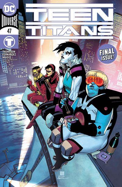 Teen Titans #47 (2020)