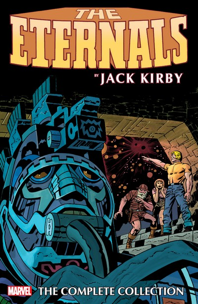 The Eternals by Jack Kirby – The Complete Collection (2020)