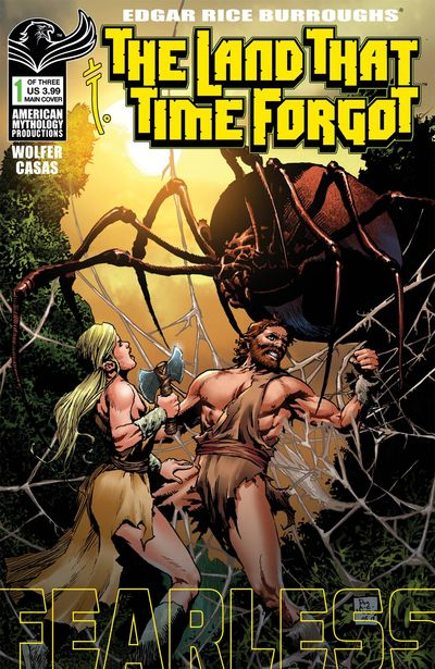 The Land That Time Forgot – Fearless #1 (2020)