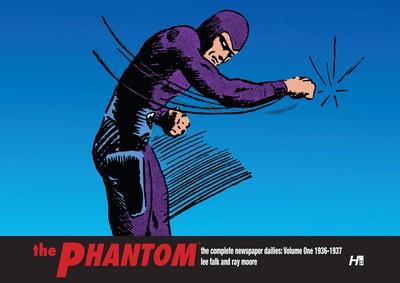 The Phantom – The Complete Newspaper Dailies Vol. 1 – 10 (2010-2013)