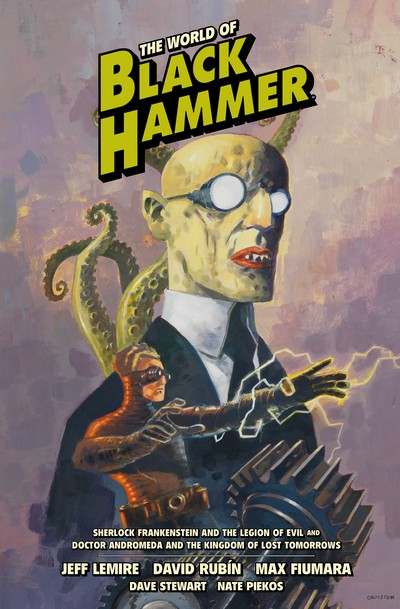The World of Black Hammer Library Edition Vol. 1 (2020)