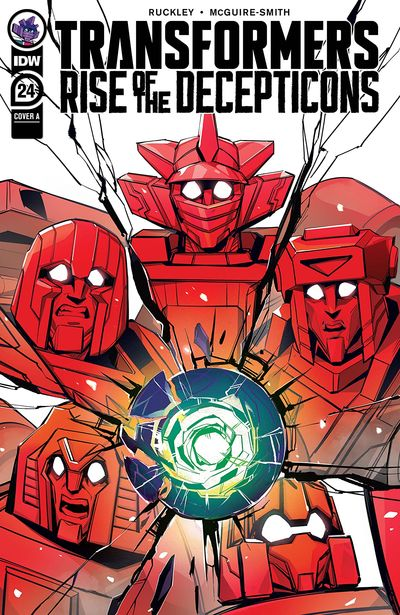 Transformers #24 (2020)