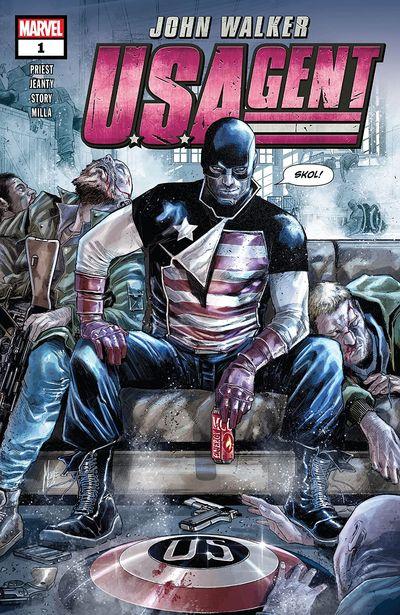 U.S.Agent #1 (2020)
