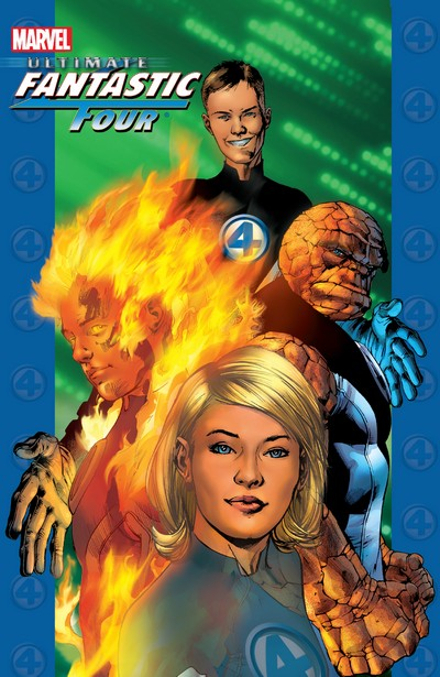 Ultimate Fantastic Four Collection Vol. 1 – 6 (2019)