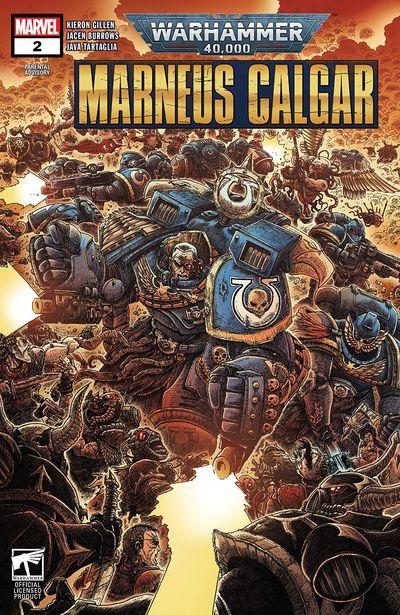 Warhammer 40,000 – Marneus Calgar #2 (2020)