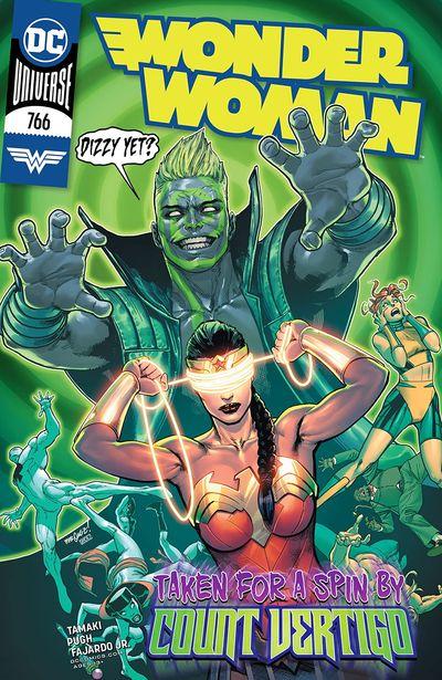 Wonder Woman #766 (2020)