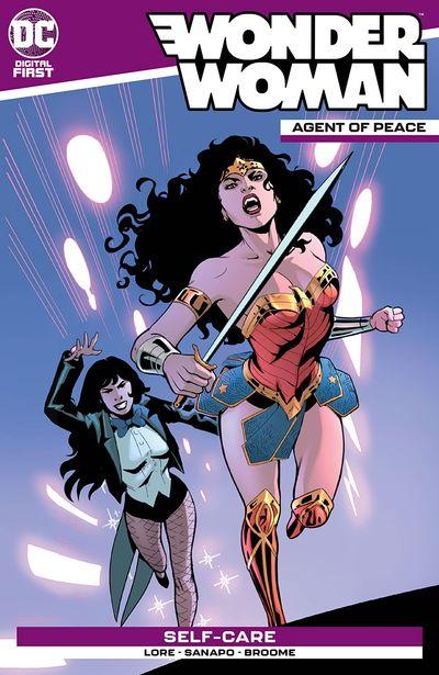 Wonder Woman – Agent of Peace #15 (2020)