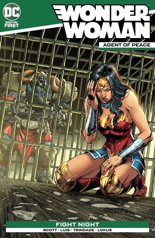 Wonder Woman – Agent of Peace #18 (2020)