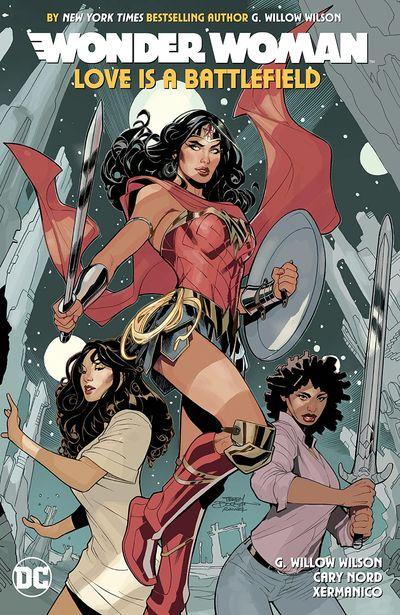 Wonder Woman Vol. 2 – Love is a Battlefield (TPB) (2020)