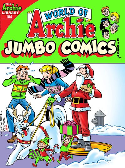 World of Archie Double Digest #104 (2020)