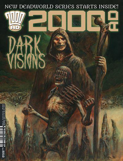 2000AD #2210 (2020)