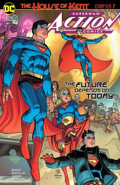 Action Comics #1028 (2020)