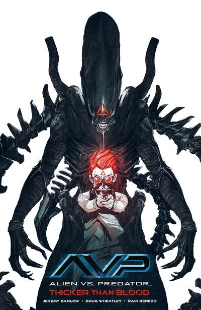 Alien vs Predator – Thicker Than Blood (TPB) (2020)