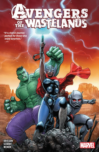 Avengers of the Wastelands (TPB) (2020)