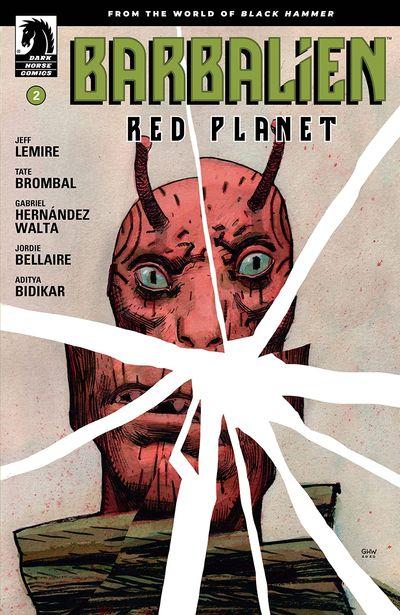 Barbalien – Red Planet #2 (2020)