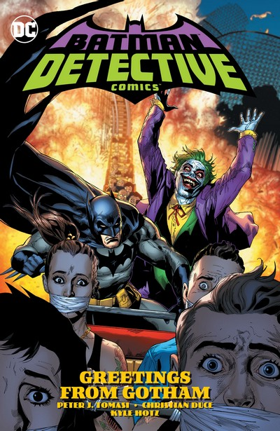 Batman – Detective Comics Vol. 3 – Greetings from Gotham (2020)