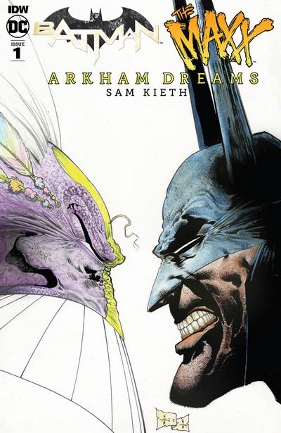 Batman – The Maxx – Arkham Dreams #1 – 5 (2018-2020)