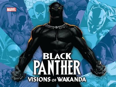 Black Panther – Visions of Wakanda (2020)