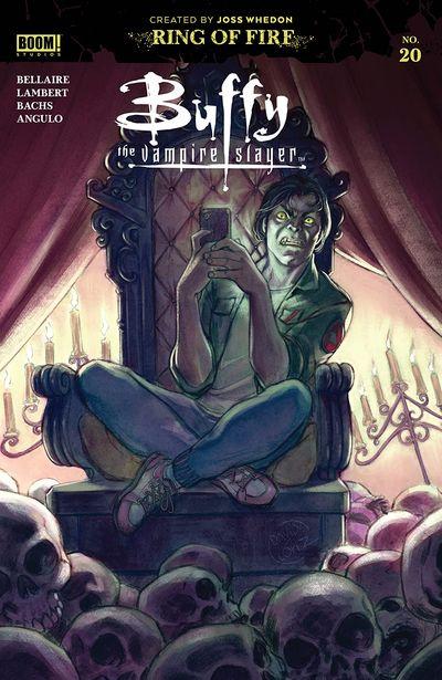 Buffy the Vampire Slayer #20 (2020)