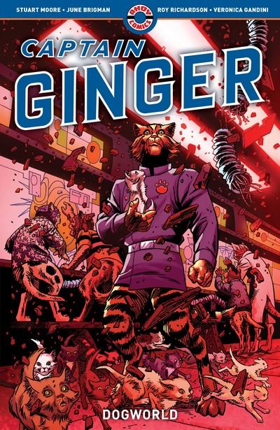 Captain Ginger Vol. 2 – Dogworld (TPB) (2020)