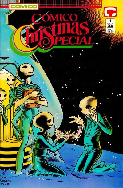 Comico Christmas Special (1988)